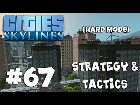 Cities: Skylines Strategy & Tactics 67: The Sunrise Line