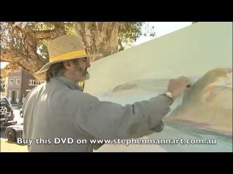 The Complete Guide to Painting in Oils with Stephen Mann DVD