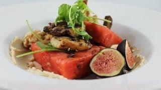 Episode 5: Watermelon Salad - Gourmet Plating