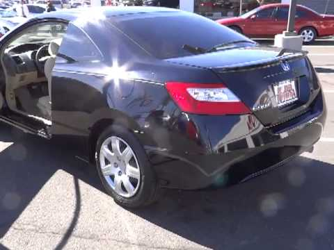 2006 Honda Civic   LX Coupe 2D Phoenix, Glendale, Peoria, Sun City,  Surprise Phoenix AZ 00