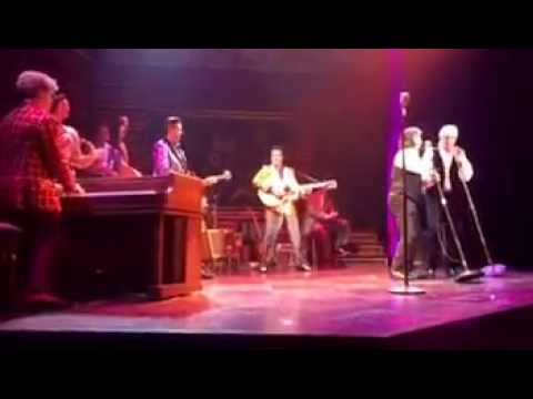 The Righteous Brothers Sit In with MILLION DOLLAR QUARTET at Harrah's Las Vegas