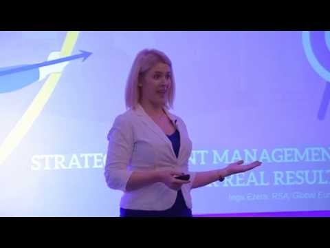 RSA INSURANCE - Inga Ezera - Global European HR Director