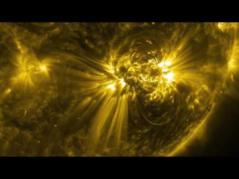 Solar Dynamics Observatory 190 BPM
