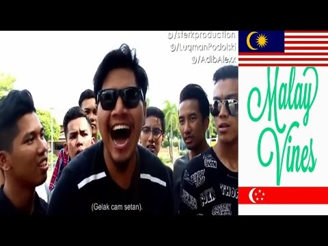 Malay Vines Compilation 44 Malaysia And Singapore Vine & Instagram Videos 2016