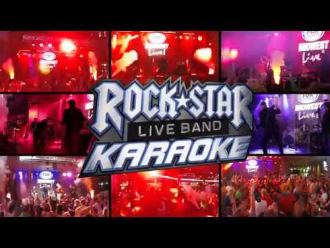 RockStar Live Band Karaoke STL