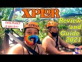 Gambar cover XPLOR ADVENTURE PARK Guide 2021 Cancun Mexico | Pricing, All Activities And MORE!!!