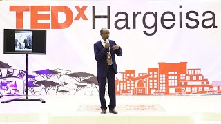 The Art of Survival   Dr. Hussein A. Bulhan   TEDxHargeisa