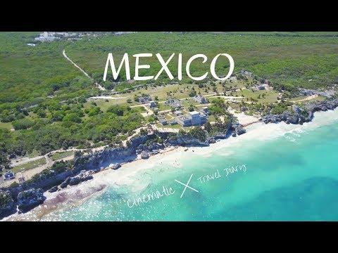 Cancun, Mexico trip || DJI Mavic Pro 4K | Cinematic Travel