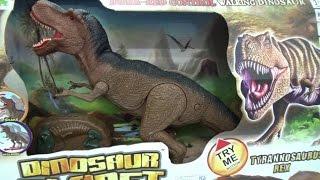 Khủng long bạo chúa đồ chơi điều khiển từ xa Toy T Rex Dinosaur remote control