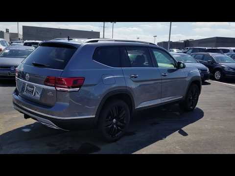 2018 VW Atlas SEL 3.6 w/ 4Motion