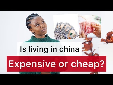 COST OF LIVING IN CHINA As An INTERNATIONAL STUDENT- Accommodation, Feeding, Transportation In CHINA