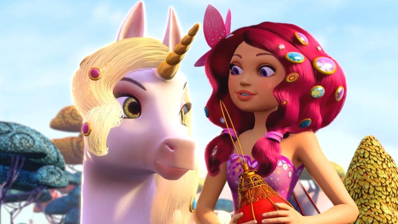 Мия и Я - 1 сезон 15 серия - Мисс всезнайка  |  Мультики для детей про эльфов, единорогов