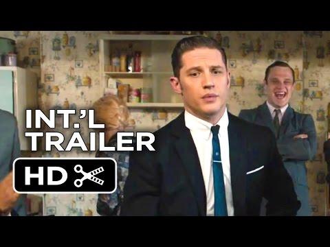 Legend Official International Teaser Trailer #1 (2015) - Tom Hardy Movie HD