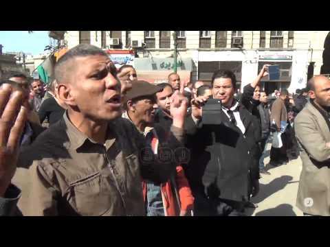 رصد | مواطن: النائب العام ماشي بالتليفونات يكلم عباس حلمي والسيسي عميل وخاين وجاي يقتل