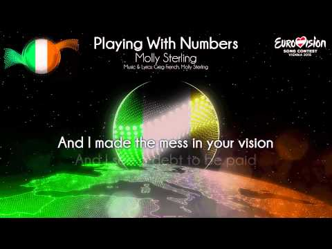 """Molly Sterling - """"Playing With Numbers"""" (Ireland)"""