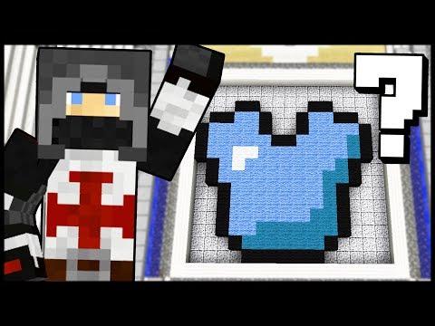 Mit ábrázol a kép? 🤔 - Minecraft Puzzle Map - Pixel Drop #1