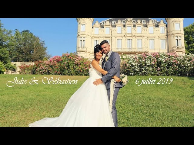 Mariage de Julie et Sébastien  2019 (Château Saint Martin de Graves)