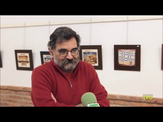 Exposición ''Alentejos'' del artista luso José Dias