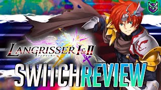 Langrisser I & II Switch Review - Fire Emblem's Rival is BACK! (Video Game Video Review)
