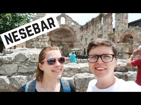 Exploring Nessebar, Bulgaria - A UNESCO World Heritage Site