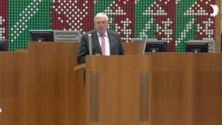 Karl-Josef Laumann (CDU): Schicksal von Flucht und Vertreibung darf nicht in Vergessenheit geraten!