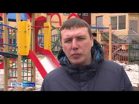 ''Совет отцов'' проверил детские площадки