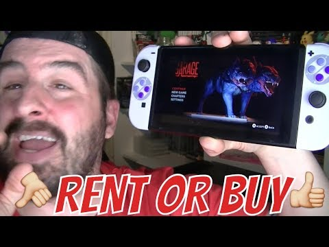 NINTENDO SWITCH GARAGE RENT OR BUY GAME REVIEW