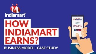 IndiaMart | Business Model | How IndiaMart Earns? l CASE STUDY- Dinesh Agarwal's IndiaMart | Hindi