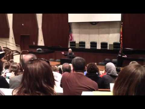 "Chomsky at ASU: ""The US is one of the leading terrorist sta"