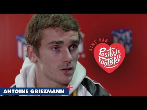 Antoine Griezmann se mobilise contre l'homophobie