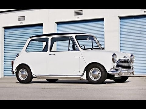 1968 Morris Mini Cooper S Youtube