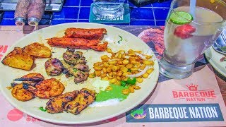 Barbeque Nation Unlimited Food