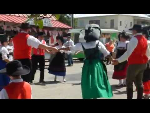 Alsatian Dancers of Texas