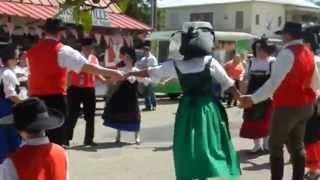 Alsatian Dancers of Texas