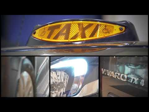 Vauxhall Vivaro full hackney