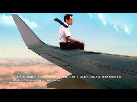Theodore Shapiro - The Secret Life of Walter Mitty Soundtrack (Best Music Mix)