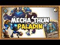 Hearthstone: Dat New New - Mecha'thun Paladin