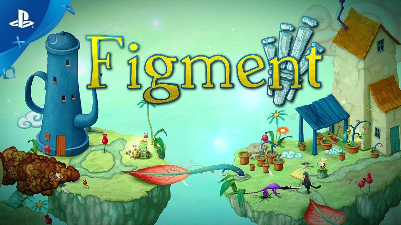 Figment - Announcement Trailer | PS4