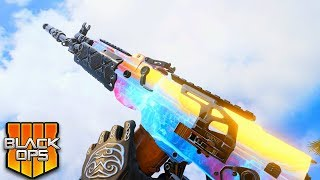 PLASMA DRIVE REACTIVE CAMO in Black Ops 4..