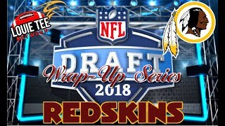 Washington Redskins 2018 NFL Draft Complete Breakdown & Analysis (ALL 8 Selections)🏈🏈🏈