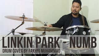 Linkin Park - Numb (Drum Cover by Fakhri Muhammad)