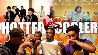 BTS - Butter (Hotter & Cooler Remix) Official MV | REACTION