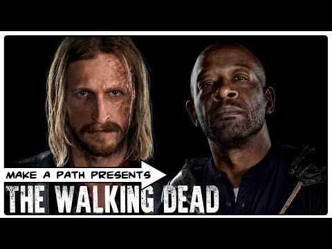 LAST SEASON FOR DWIGHT & MORGAN? + MORE! The Walking Dead Q&A #122