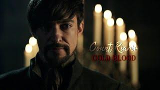 Da Vinci's Demons || Count Riario - Cold Blood