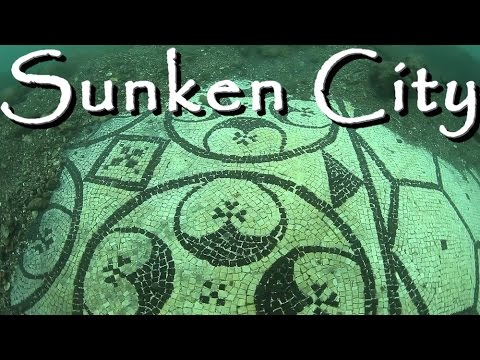 Sunken City of Baiae - Beverly Hills of Ancient Rome