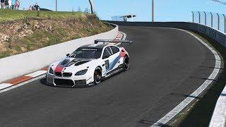 rFactor 2 - BMW M6 GT3 Gameplay [4K 60FPS]