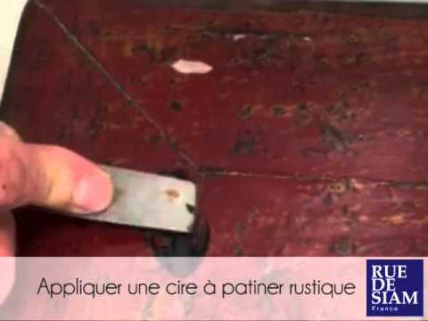 Entretien Cloques Meubles Chinois Youtube
