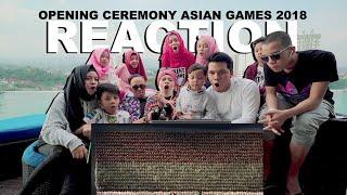 Download Video Gokil Sampe Merinding!! Gen Halilintar React Tari Ratoh Jaroe, Pak Jokowi | Asian Games 2018 MP3 3GP MP4