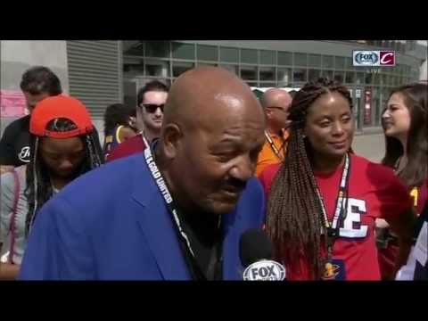 Browns, NFL legend Jim Brown couldn