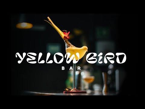 Yellow Bird Bar: Conoce el speakeasy con tragos en forma de ave (Roma Nte)
